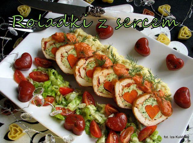 Smaczna Pyza sprawdzone przepisy kulinarne: Roladki z sercem