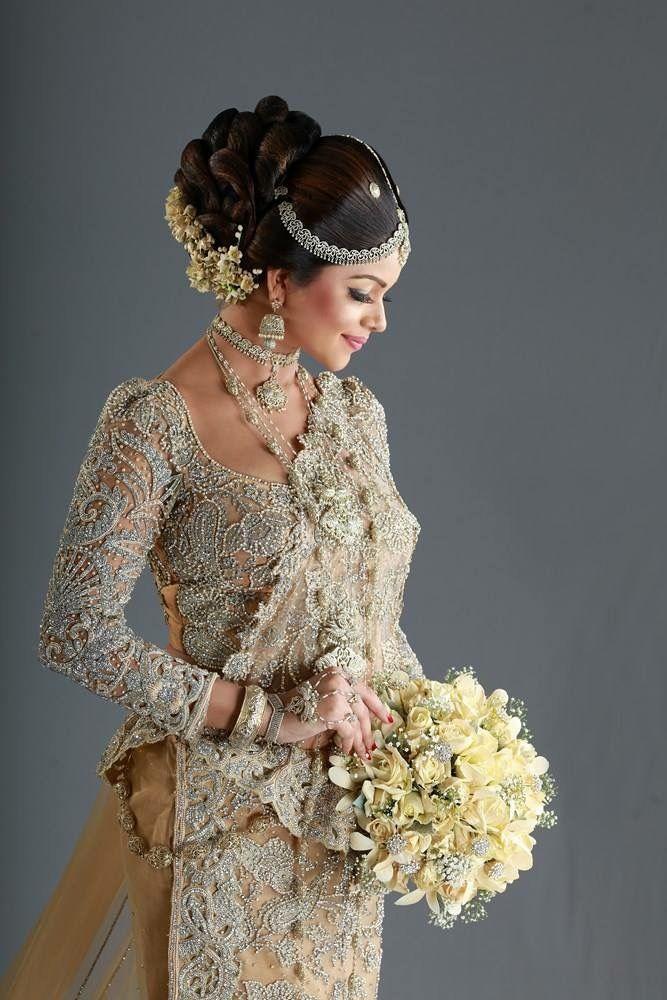 361 best sri lankan designer wedding dress images on for Sari inspired wedding dress