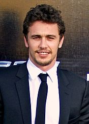 James Franco; he's only 33, but his Wikipedia page is longer than most twice his age.