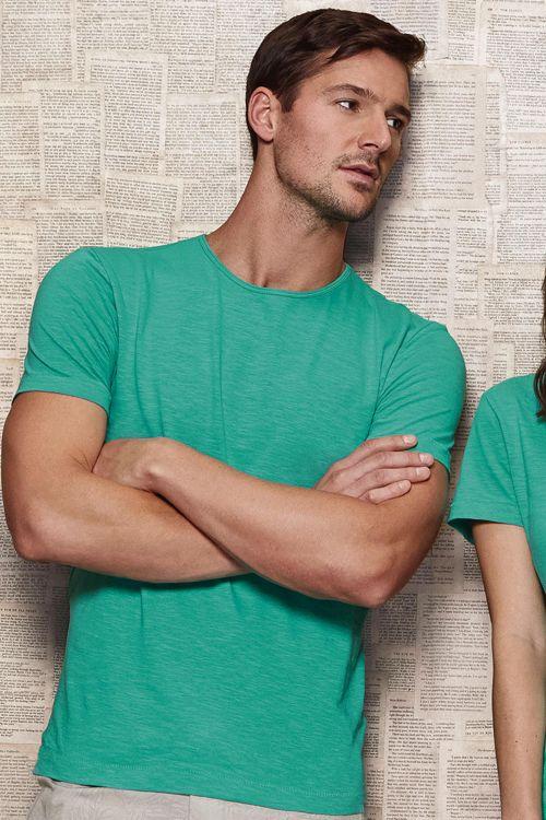 Tricou de bărbați Shawn Stars by Stedman din 100% bumbac ring spun #tricouri #personalizate #brodate #imprimate #serigrafie #promotionale