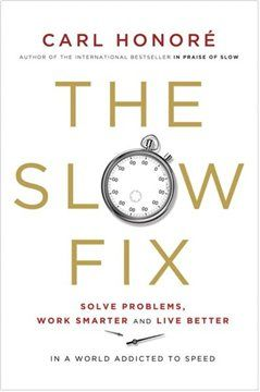 If you haven't seen this author's TED talk about The Slow Movement, it's an absolute must!  www.synergyfamilywellnesscentre.com