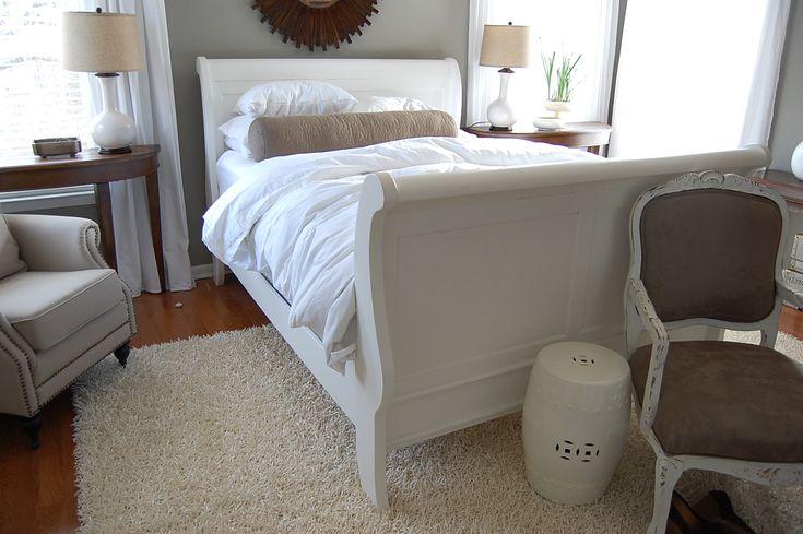 soft neutrals - nice room