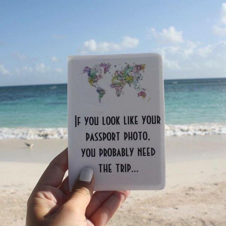 Look Like Passport Photo - Passport Holder