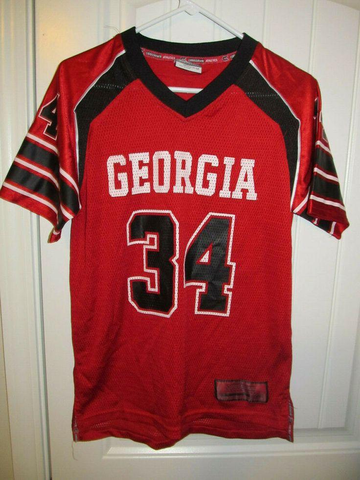Herschel Walker Georgia Bulldogs Football Jersey