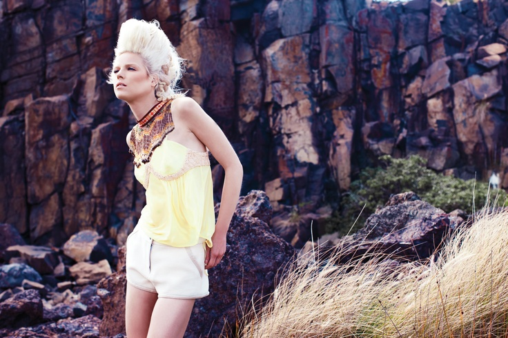 IXIAH Spring 2012-13 Campaign: Elysian Fields. Shop this look at www.ixiah.com