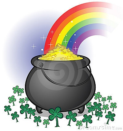 17 Best images about Pot of gold on Pinterest | Coins, Egg yolks ...