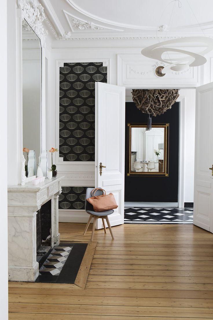 Meer dan 1000 ideeën over Behang Plafond op Pinterest - Plafonds ...
