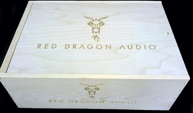 Red Dragon Audio 12 Bottle Slide-top Wine Crate
