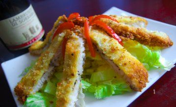 Recipe: Parmesan-crusted dory fillet | ABS-CBN News