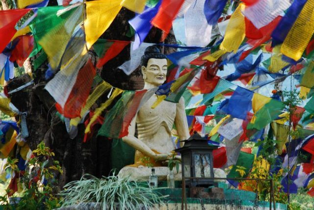 Buddhism as a philosophy has embodied spiritual and cultural dimensions without being perceived as a religion in theistic sense that has originated in India.