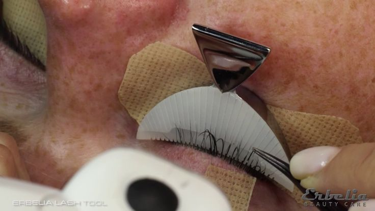 Erbelia Lash Tool (ELT) training - rapid lash separation