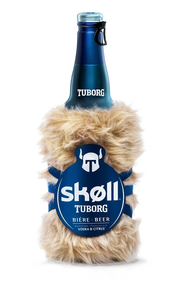SKØLL MØUMOÜTE - Limited Edition Winter Bottle on Packaging of the World - Creative Package Design Gallery