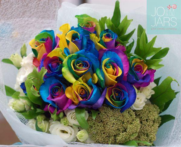 Rainbow Rose Singapore