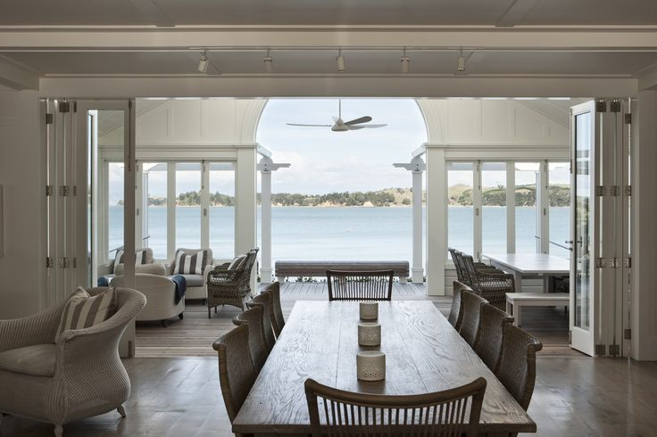 Waterfront Home,2014 | CHRISTIAN ANDERSON ARCHITECTS » Archipro