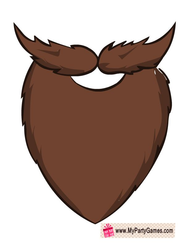 Beard clipart - photo#21