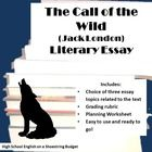 essay questions on the call of the wild