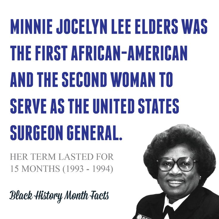 Black History Month Facts #Woman