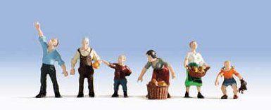 15612 - NOCH - HO - Obsternte: Amazon.de: Spielzeug