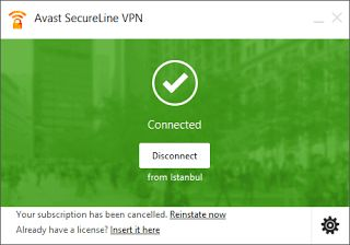 Lisans Bul: Avast SecureLine VPN Key Serial 2017