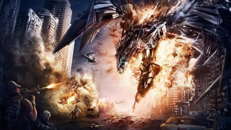 """Transformers: Age of Extinction (2014) – HD Stream  As humanity picks up the pieces, following the conclusion of """"Transformers: Dark of the Moon,"""""""