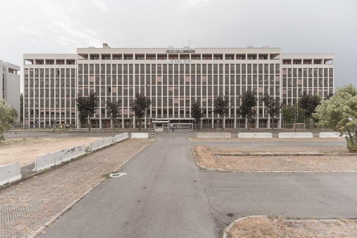 IL FISCO Sede del Mistero delle Finanze, Rogoredo Giovanni Hänninen, Città inattesa