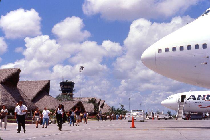 Punta Cana reanuda 50 por ciento de vuelos programados