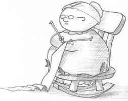 Image result for grandma cartoon images