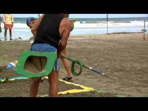 Survivor: Nicaragua - Kitty Litter - YouTube