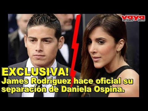 "EXCLUSIVA! James Rodríguez hace oficial su separación de Daniela Ospina. - VER VÍDEO -> http://quehubocolombia.com/exclusiva-james-rodriguez-hace-oficial-su-separacion-de-daniela-ospina   	 ""Copyright Disclaimer Under Section 107 of the Copyright Act 1976, allowance is made for ""fair use"" for purposes such as criticism, comment, news reporting, teaching, scholarship, and research. Fair use is a use permitted by copyright statute that might otherwise be.."