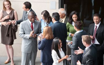 7 Tips for Surviving & Thriving at Networking Events