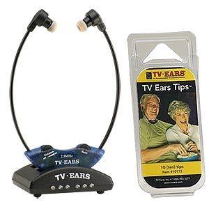TV Ears 2.3MHz Wireless Headset System