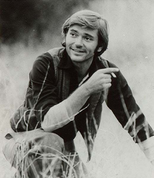 Pete Duel in Alias Smith and Jones - my favorite as a kid....that and Rat Patrol!