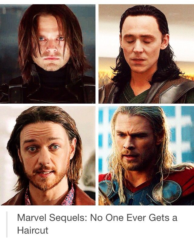 Tumblr; Marvel; sequel; Loki; Thor; Bucky; James Buchanan Barnes; Charles Xavier; Captain America; Winter Soldier; X-Men; Days of Future Past; The Dark World