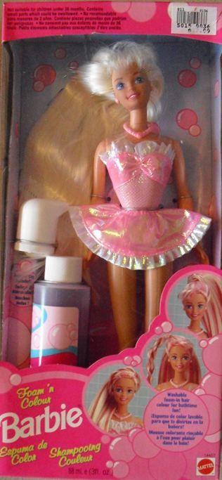 Foam N Color Barbie Pink Outfit