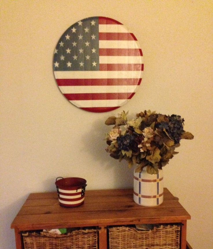 36 best Flags and Nations Wine Barrel Wall Hangs images on Pinterest ...