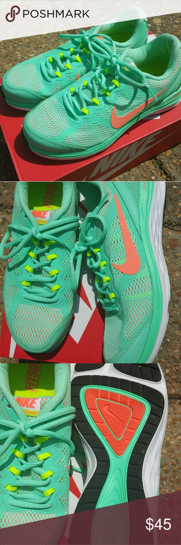 Nike Dual Fusion New like nike for women size 7 great shoes for the price. Nike Shoes Sneakers