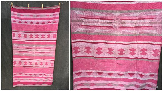 Vintage Beach Towel  Body Towels By Sadah Southwestern Tribal