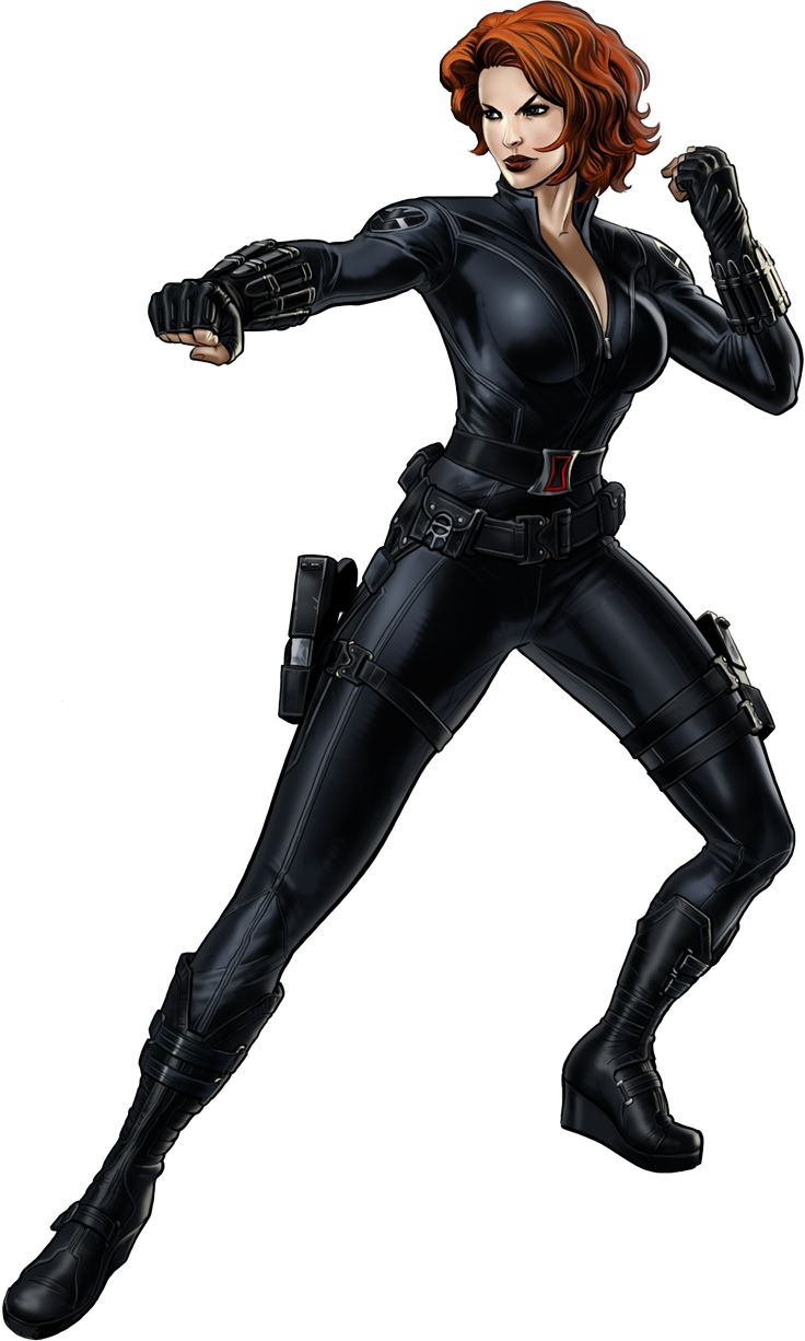 Image result for black widow clipart