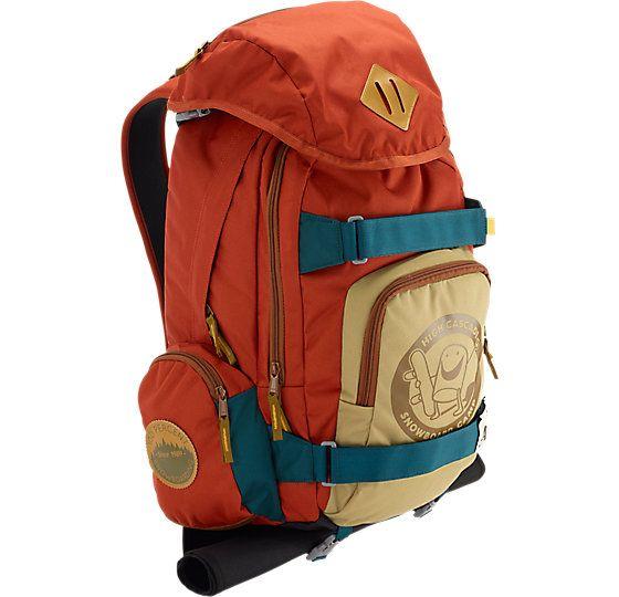 Burton x Highcascade Shred Scout Backpack