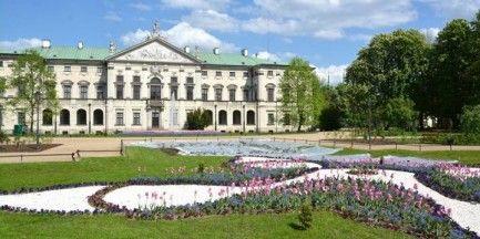 Otwarto Ogród Krasińskich