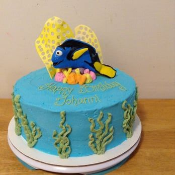 Cake Decorating Equipment Cardiff : 1000+ ideas about Finding Nemo Cake on Pinterest Nemo ...