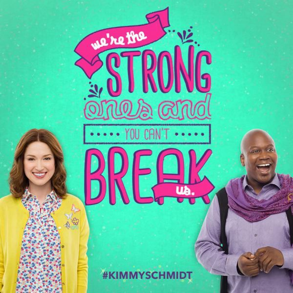 The Unbreakable Kimmy Schmidt is funny and inspiring...and will be the next binge watching trend on Netflix.