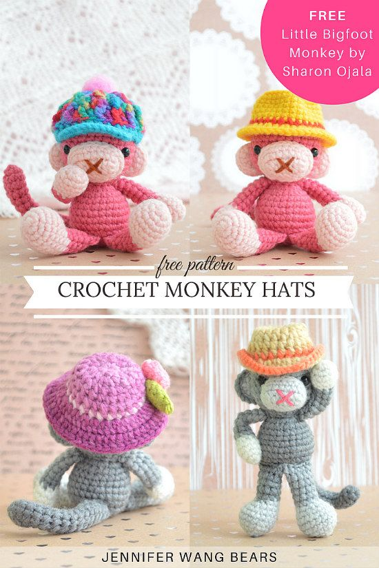 353 Best All Free Amigurumi Images On Pinterest Crochet Animals