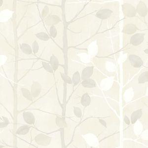 Arthouse Woodland Wallpaper - Pearl