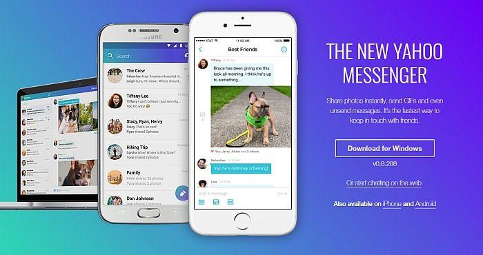 Yahoo! Messenger Latest Security Updates - http://www.downloadmessenger.org/yahoo-messenger-latest-security-updates