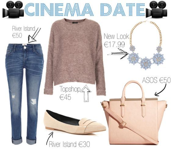 #movie #date #outfit #spring