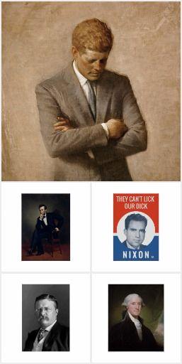 American Presidential Posters