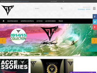 GT Boards la marque de planche de bodyboard de Guilherme Tamega