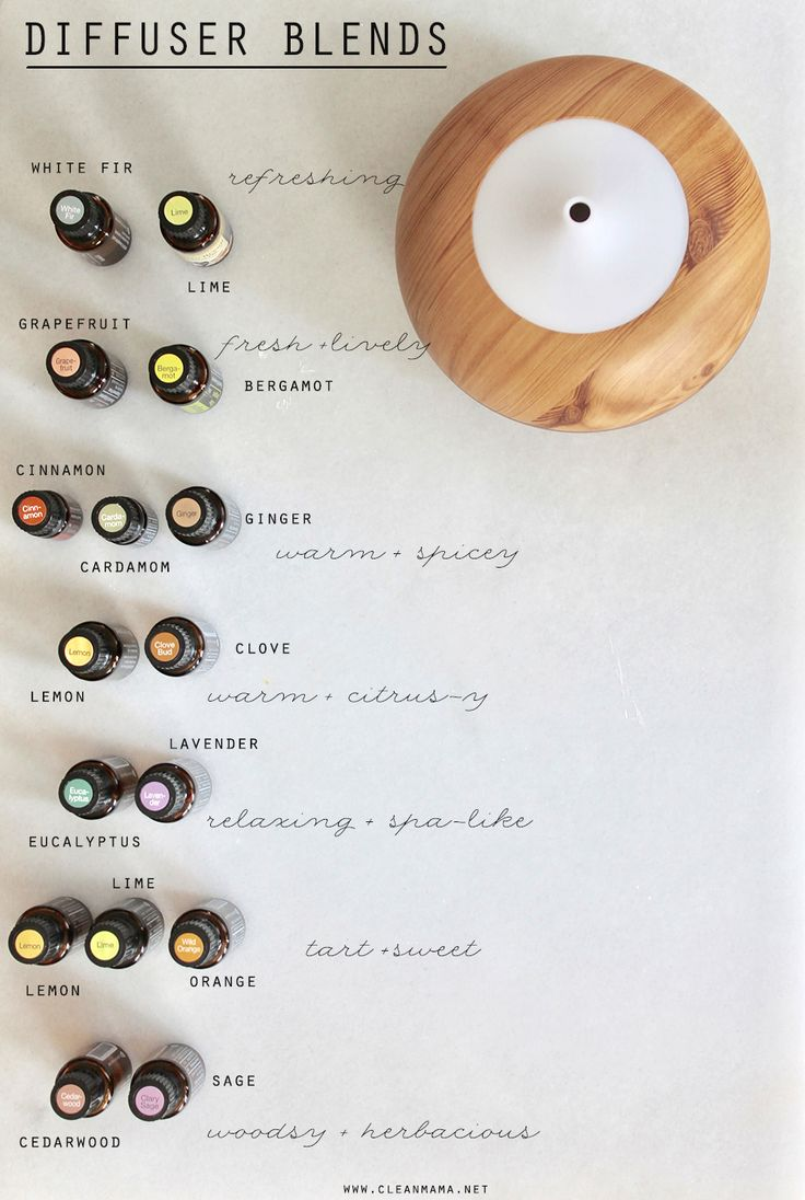 Essential oil blends are perfect for invoking a mood while scenting your home naturally. These blends are perfect!