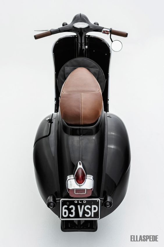 1963 VBB Piaggio Vespa